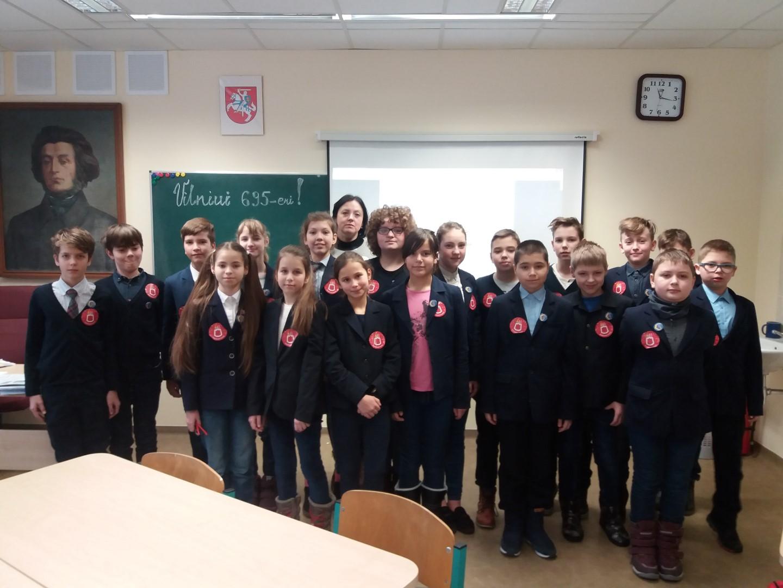 Vilniaus 695-asis gimtadienis