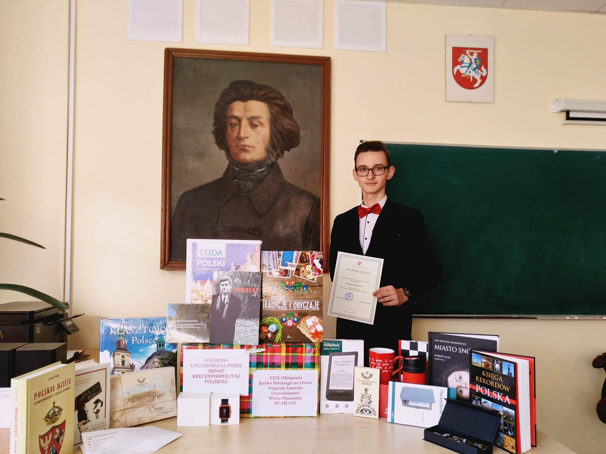 XLVIII Lenkų Kalbos ir Literatūros Olimpiados finalas