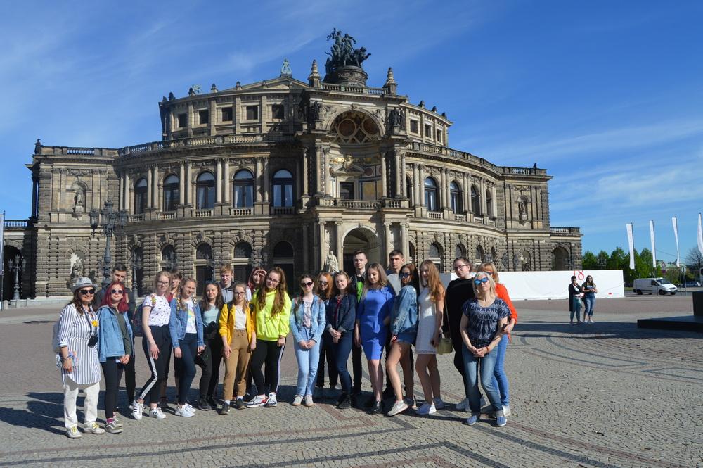 Pažintinė kelionė į Vokietiją