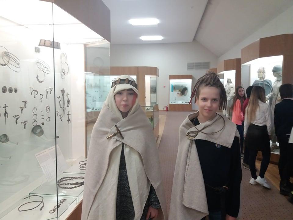 Istorijos pamoka Lietuvos nacionaliniame muziejuje