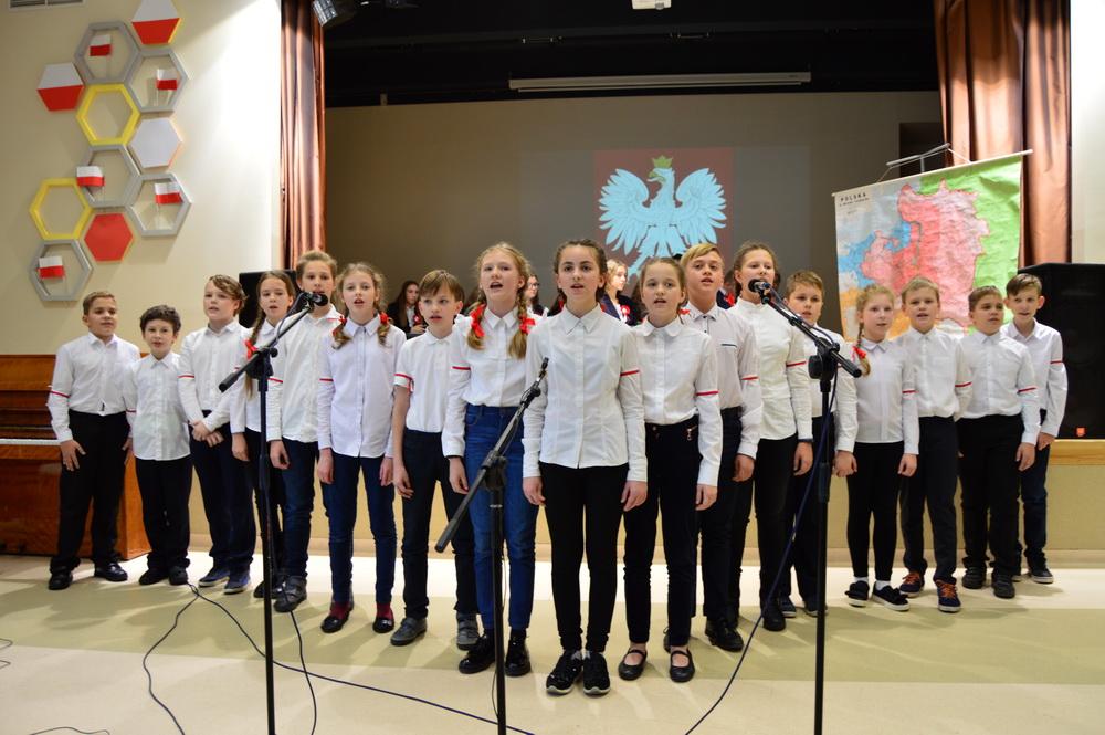 Lenkijos nepriklausomybės dienos minėjimas