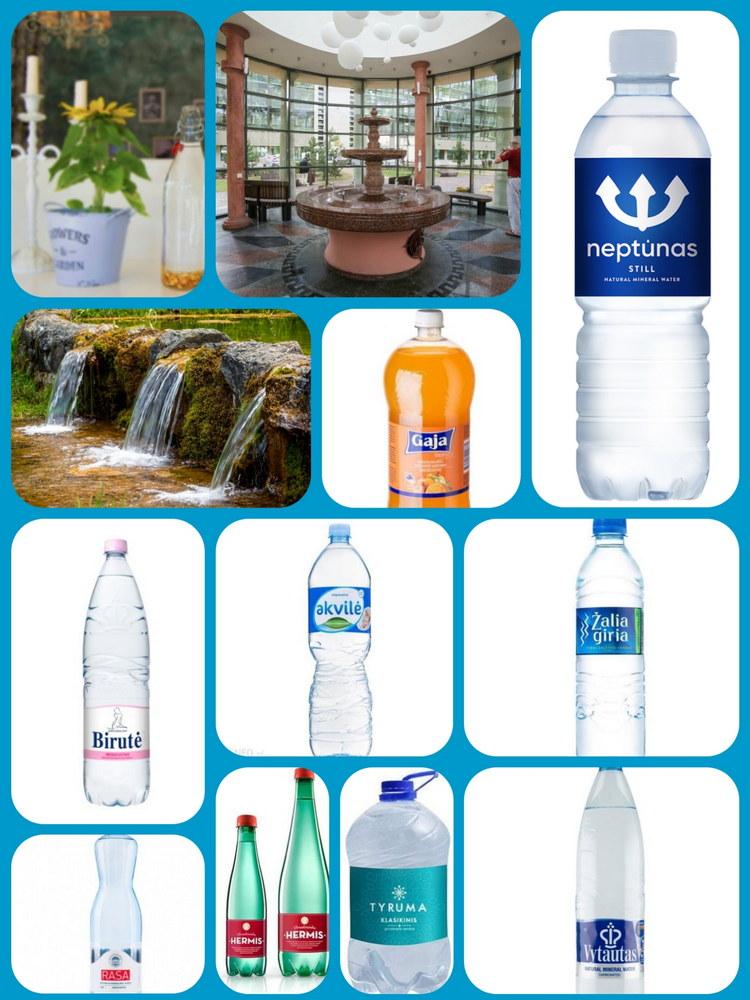 Vanduo padeda pažinti pasaulį